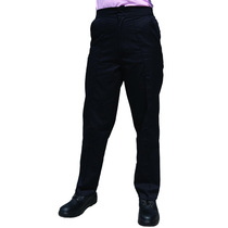 TR73 Black Ladies Work Trousers Reg Leg