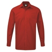 Orn 5310 Red Manchester Long Sleeved Shirt