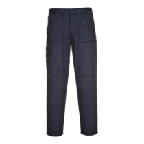 Portwest S887 Navy Blue Action Trousers Tall Leg
