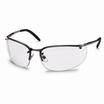 Uvex Winner Metal Frame Clear Safety Glasses 9159-105