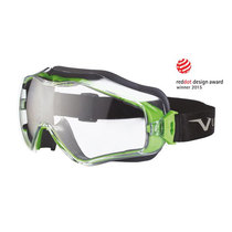 Univet 6X3 Clear Lens Safety Goggles