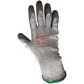 Tornado TAR25 Argent PU Coated Cut Level 5 Gloves