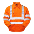 Orange Pulsarail Jacket
