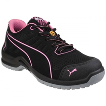 Puma Fuse Technic Ladies Safety Trainers S1P ESD SRC