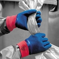 Polyco 8403 Blue Grip Latex Gloves Size 9 Pack 48