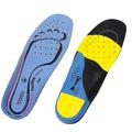 Shock Absorbing High Arch Support ESD Insoles