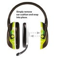 3M WS-CUSH Peltor Wireless Communication X Series Earmuff