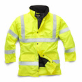 Hi-Vis Yellow Superior Padded Jacket