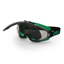 uvex Welding 9302-045 Ultrasonic Shade 5 green Goggles [4]