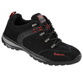 Tomcat TC360A Clayton Black Suede Safety Trainer S1P