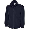 Uneek UC604 Classic Full Zip Micro Fleece Navy