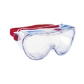 Honeywell 1002759 VNC21 Vistamax Clear Acetate Goggles [10]