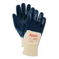 Ansell 27-600 Hycron Palm Coated Nitrile Knit Wrist Gloves