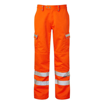 Pulsar PR336 Orange Combat Trouser Tall Leg