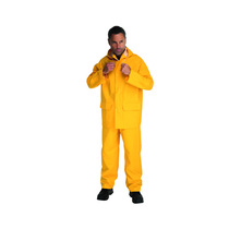 Endurance 2-Piece Yellow PVC Rainsuit Set