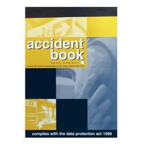 Accident First Aid Book