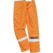 Portwest FR26 Bizflame Hi-Viz Orange Flame Resistant Trousers