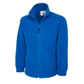 Uneek UC601 Full Zip Micro Fleece Jacket Royal Blue