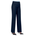 Brook Tavener Grosvenor Trouser Navy Reg Leg 29'' 2231A