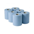 Blue Centrefeed Rolls 2Ply 150m [6]