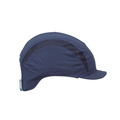 Scott First Base Navy Micro Peak Bump Cap HC24