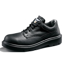Uvex 8457-9 Clyde Black Leather Safety Shoes S2 SRC