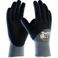 ATG 34-875-B Maxiflex Ultimate 3/4 Coated Gloves