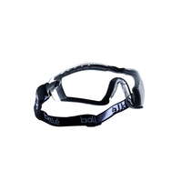 Bolle Cobra FS Clear Lens Hybrid Safety Goggle Pack of 10