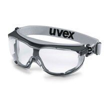 Uvex 9307-375 Carbonvision Clear Lens Goggles