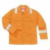 Portwest FR25 Orange Bizflame Plus Jacket