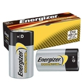 Energizer Industrial Type D Batteries Pack of 12
