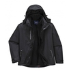 Portwest S553 Black 3-in-1 Jacket