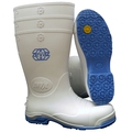 Anvil Zevaz White Slip Resistant Safety Wellingtons SB SRC