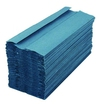 Task 1-ply C-fold Blue Hand Towels [2400]