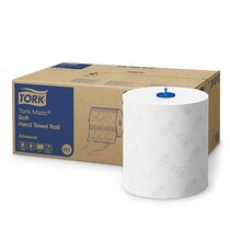 Tork 290067 Matic Soft Hand Towel Roll Advanced [6]