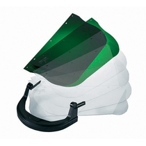 Centurion S593 225 mm Shade 3 Green Visors [5]