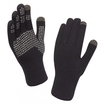Sealskinz Ultra Grip Dotted Waterproof Gloves Black