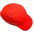 Centurion S28 Standard Peak Cool Cap - Hi Vis Orange