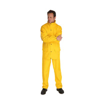 Endurance Waterproof PU Yellow Trousers