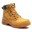 Dickies Corbett Honey Nubuck Ladies Safety Boot S3