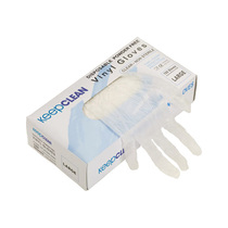 Clear Vinyl Powder-Free Disposable Gloves [100]