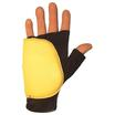 Anti-Impact Double Padded Fingerless Gloves
