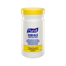 Purell Surface Sanitising Wipes 95104-06-EEU [6x200wipes]