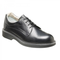 Steitz Officer 2 XB Black Leather Safety Shoes