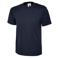 Uneek UC301 Classic Navy Blue 100% Cotton T-Shirt 180g