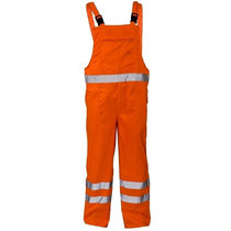Orbit Hi-Vis Orange Bib