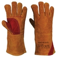 Portwest A530 Brown Welding Gauntlet
