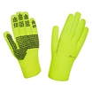 Sealskinz Hi-Viz Yellow Ultra Grip Dotted Waterproof Gloves