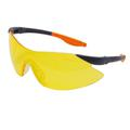 Zodiac Sportz Amber Anti-mist Safety Glasses