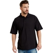 Ultimate UCC003 50/50 Pique Polo Shirt Black